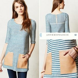 Anthropologie Tops - [Anthro] Postmark - Striped Sapony Tunic - XS